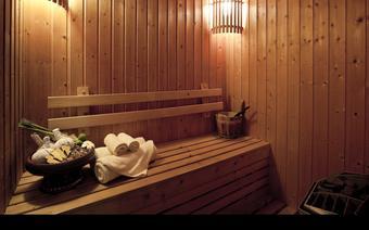Ferie zimowe 2014, sauna