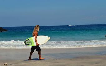 Bali  - Wyspa bogów, demonów i… surferów