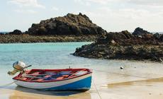 Wyspy Kanaryjskie – isla de Lobos (wyspa wilków)