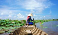 Azja Południowo-Wschodnia, Delta Mekongu