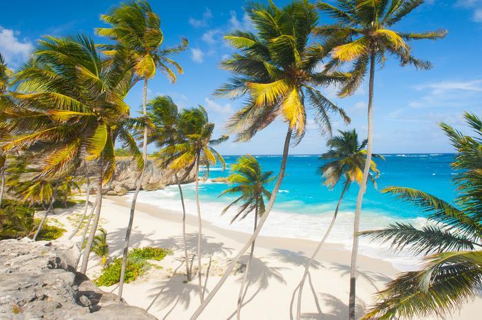 Barbados, rajska plaża Bottom Bay