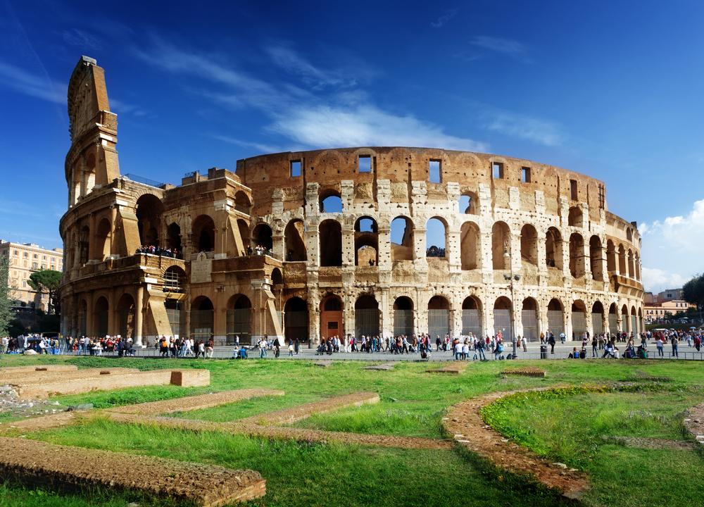 Rzym zabytki: Koloseum